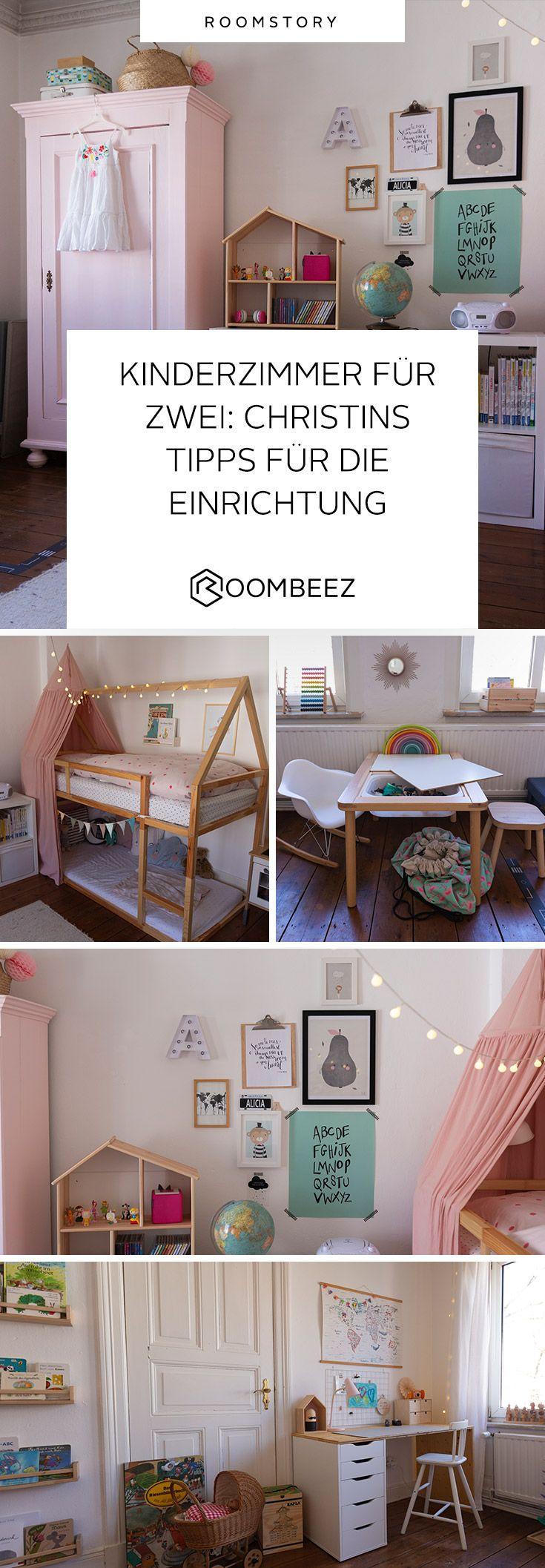 Kinderzimmer für zwei » Christins RoomstoryVideo Kinder
