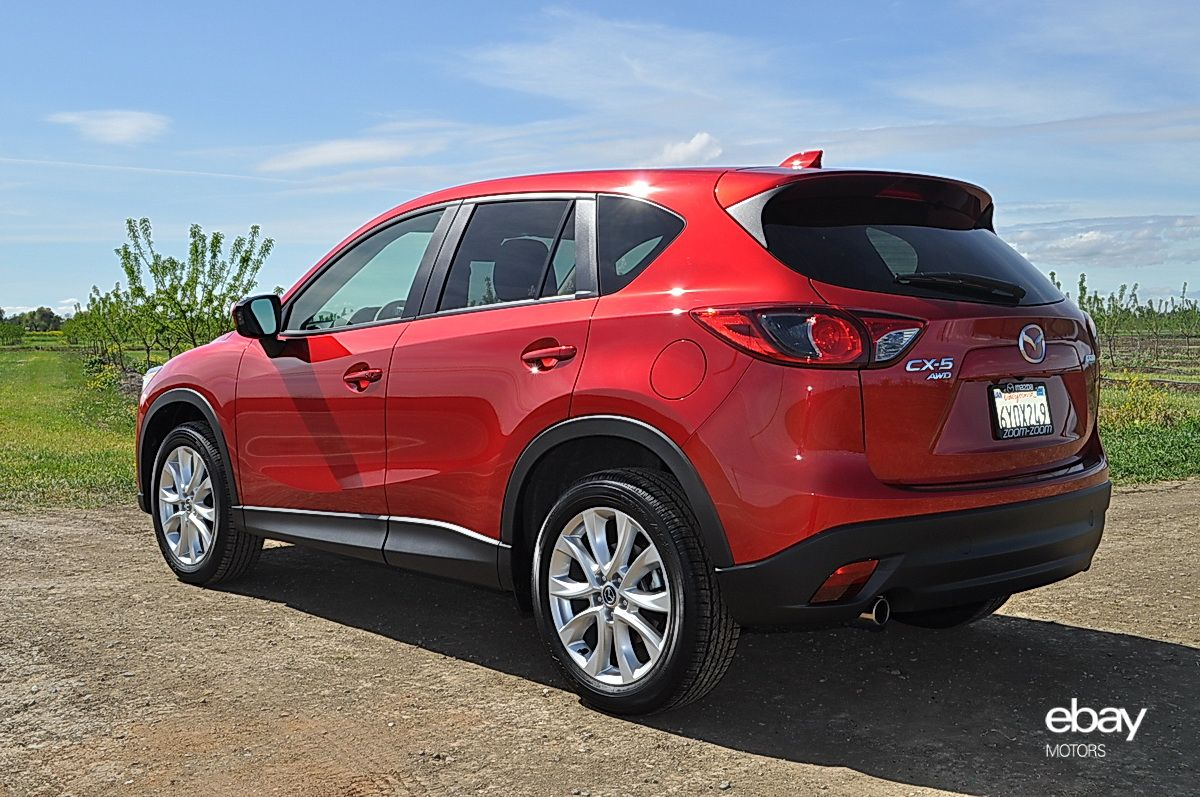 2014 mazda cx 5 out of all the suv s i ve tried