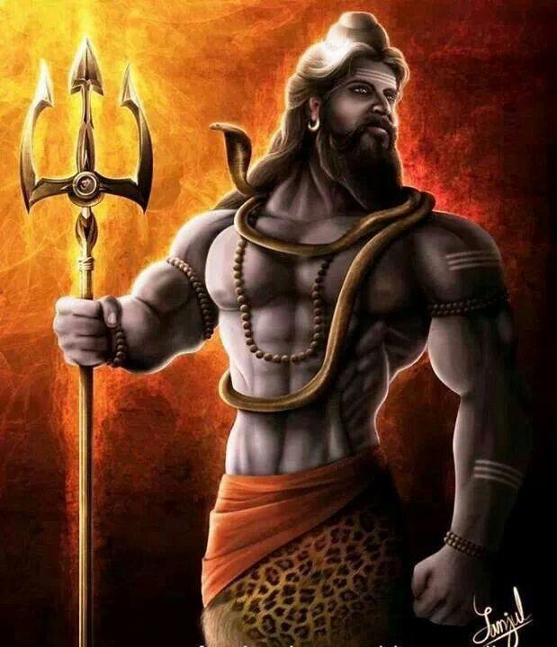 Har har mahadev eternal divine bliss pinterest for Har har mahadev tattoo