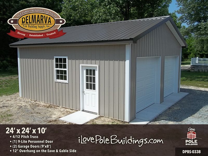 Residential Pole Building Pole Garages Post Frame Garages Metal Garage Buildings Pole Barn Garage Prefab Garages