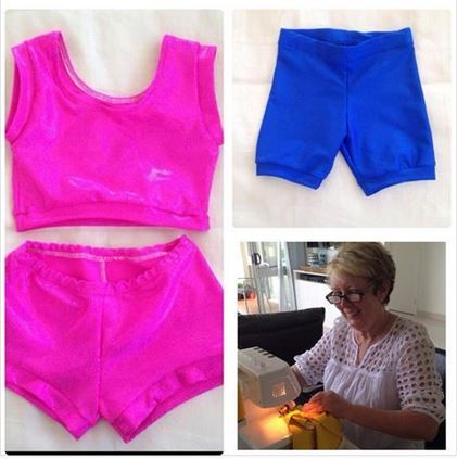 Sally did a private lesson with me last week, on sewing Lycra and gym gear for kids. She has been having lots of fun sewing up a storm. Fantastic, well done. Cheers Fee mysewingclub.com/private-sewing-classes-on-the-gold-coast/