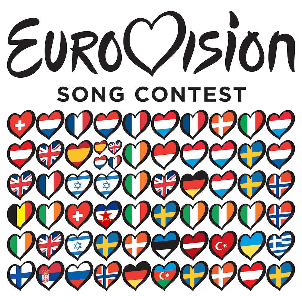 eurovision song contest siegerliste