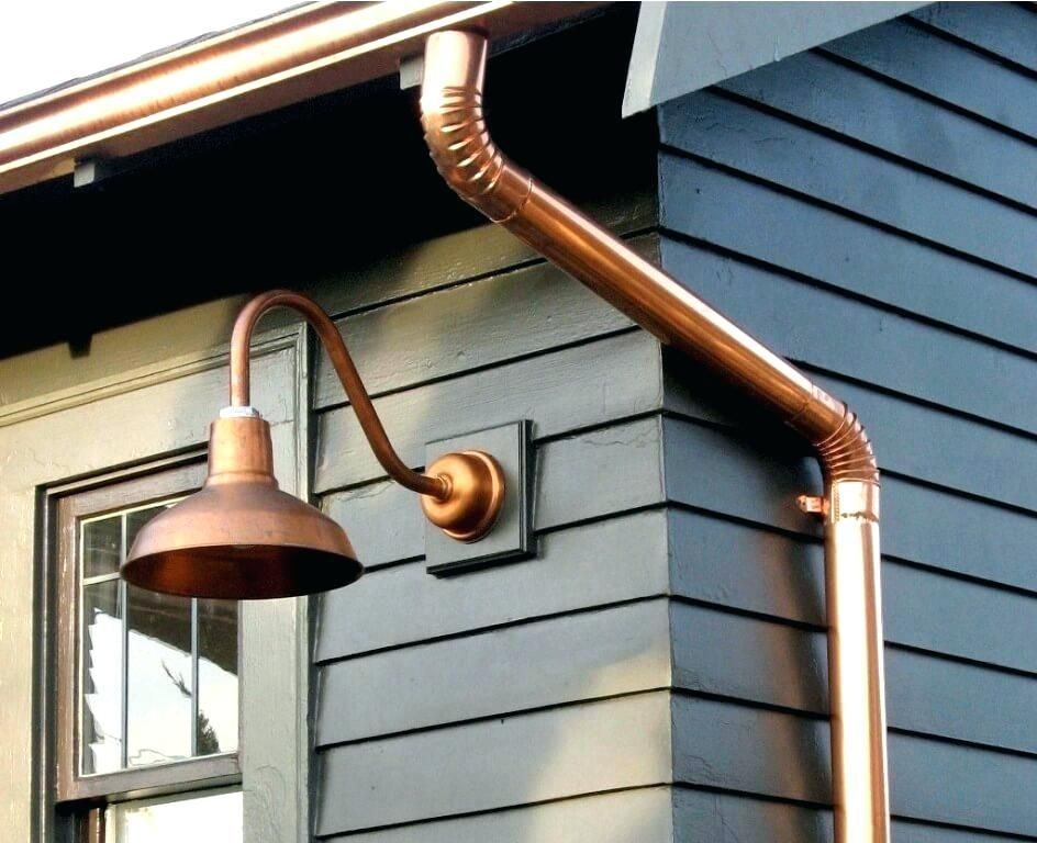 Exterior Paint Color Copper Outdoor Lighting Outdoor Barn Lighting Barn Light Fixtures