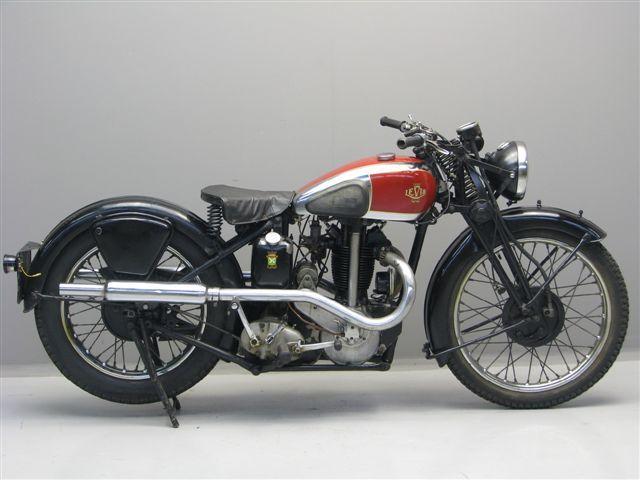 1938 Levis Model 600 Levis Motorcycles 1911 1940 Birmingham