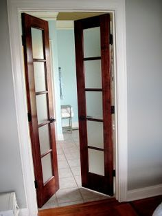 French Doors To Bathroom  Google Search  Cedar Loft  Pinterest Simple Doors For Small Bathrooms Review