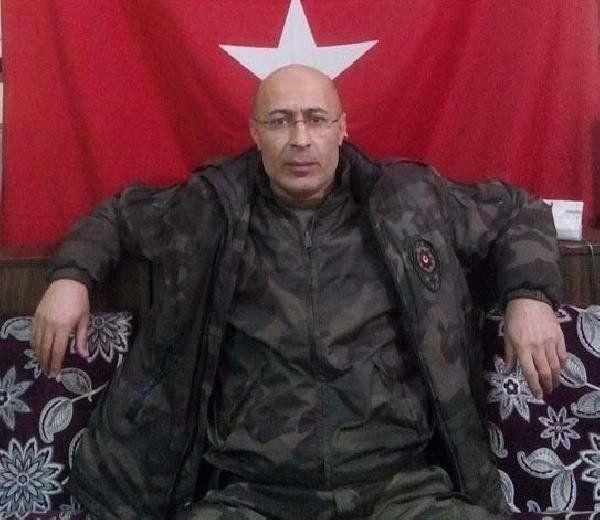 Şehit polis Osman Yurt için mevlit okutuldu