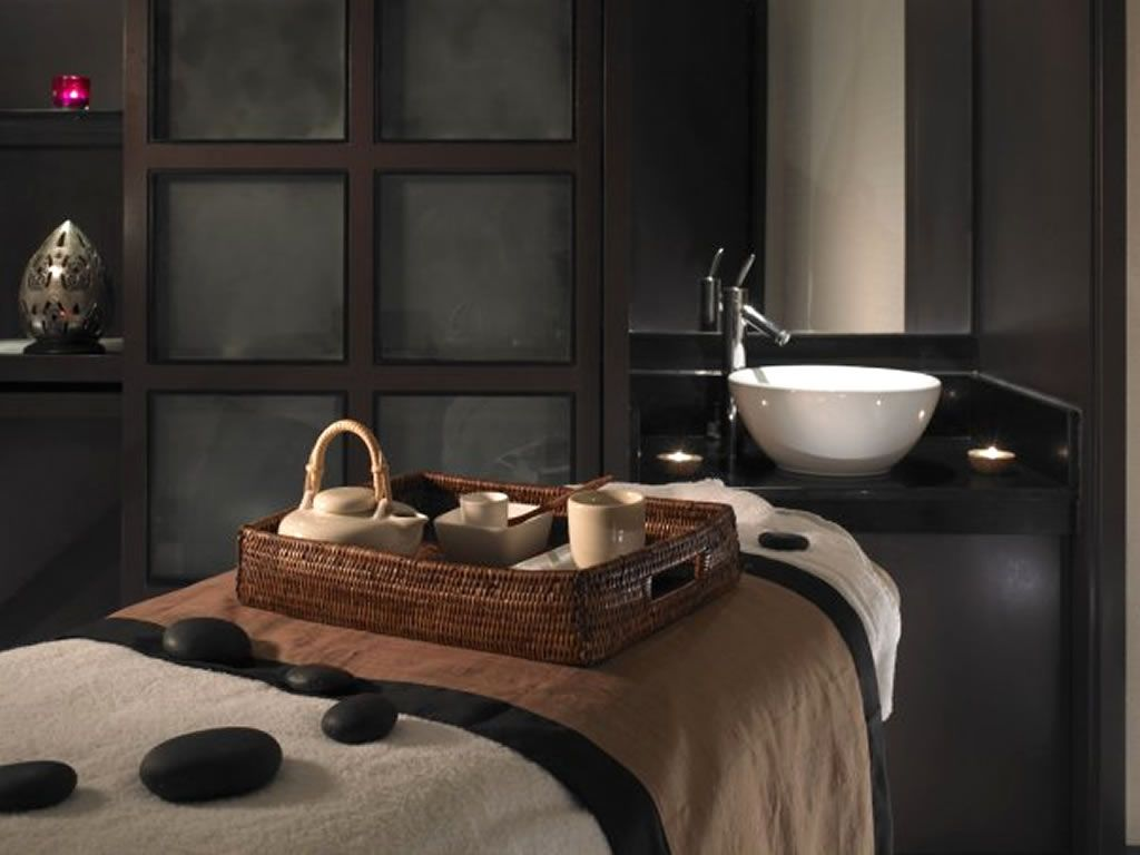 Home Spa Design Ideas: Luxury Treatment Room Interior