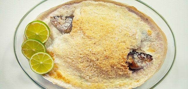 Peixe ao Sal no Continente ChefOnline - chef.continente.pt