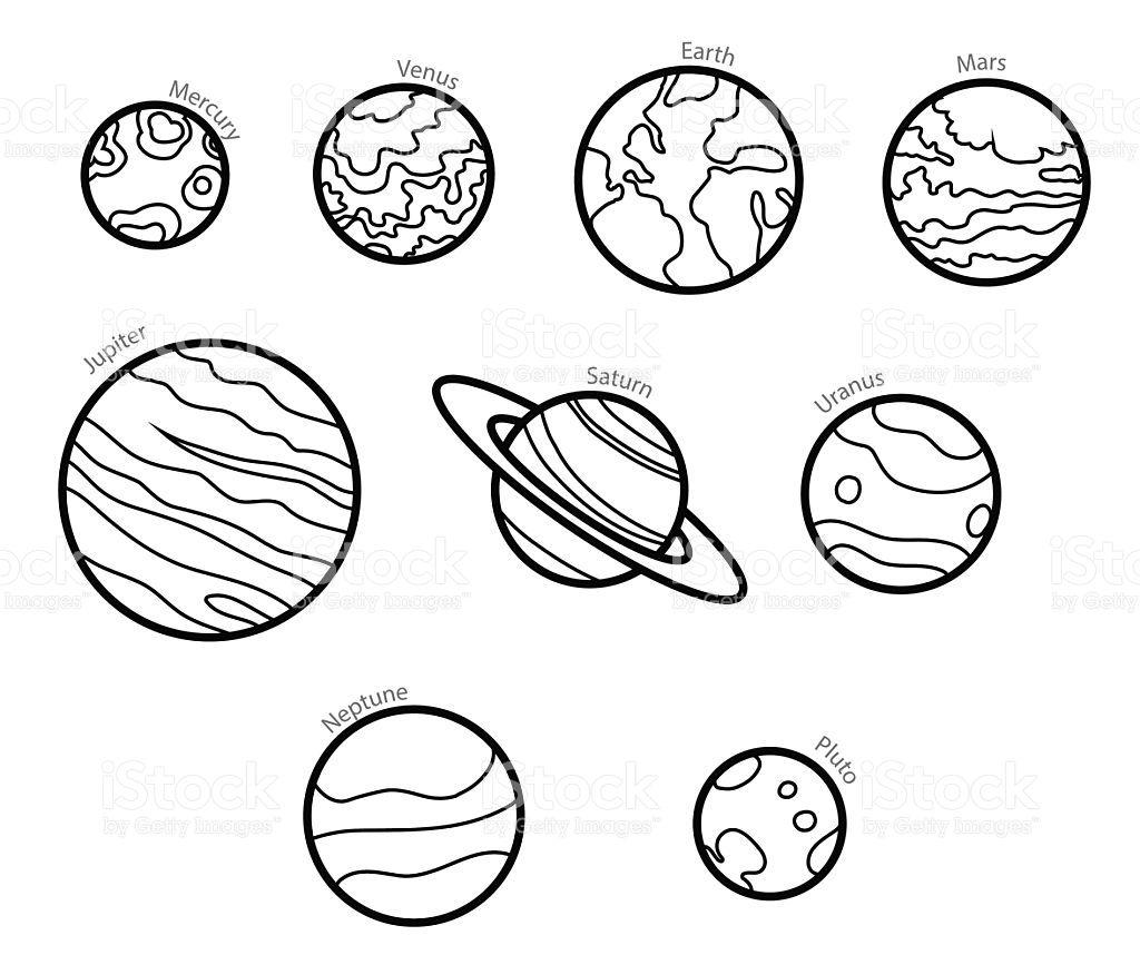 Resultado de imagem para Mars planet drawing | Planet ...
