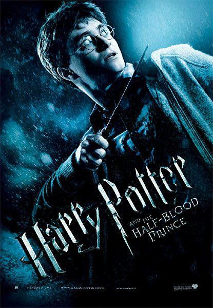 Pin Auf Harry Potter Und Der Halbblutprintz