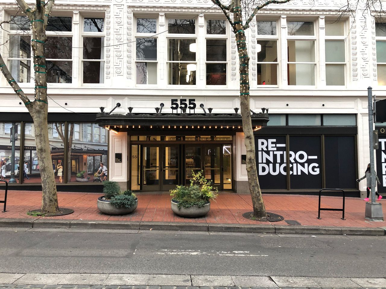Inside Upper Left Roasters New Downtown Portland Cafe New Downtown Downtown Portland Portland