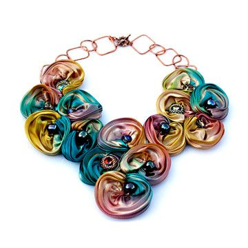 Blooming Necklace Fab.com
