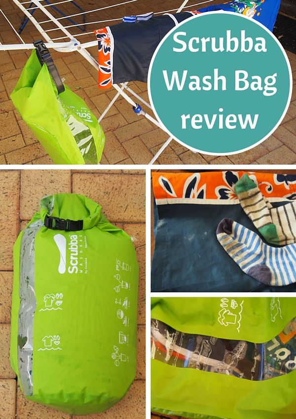 Review Scrubba Wash Bag And Lamenting Iceland S Lack Of Laundromats Bags