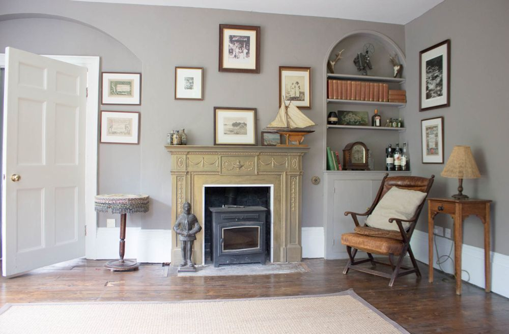Shabby and Charme: Una splendida casa colonica nell' East Sussex