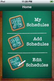 First Then visual schedule for the iPad.   Wonderful to avoid meltdowns during transition.