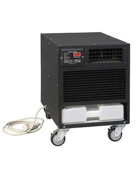 Our convenient, selfcontained portable air cooled units