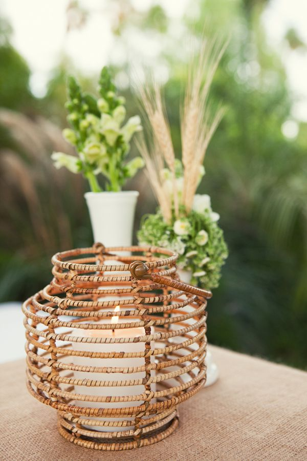 Rustic Beach Wedding Centerpieces The Specialiststhe Specialists