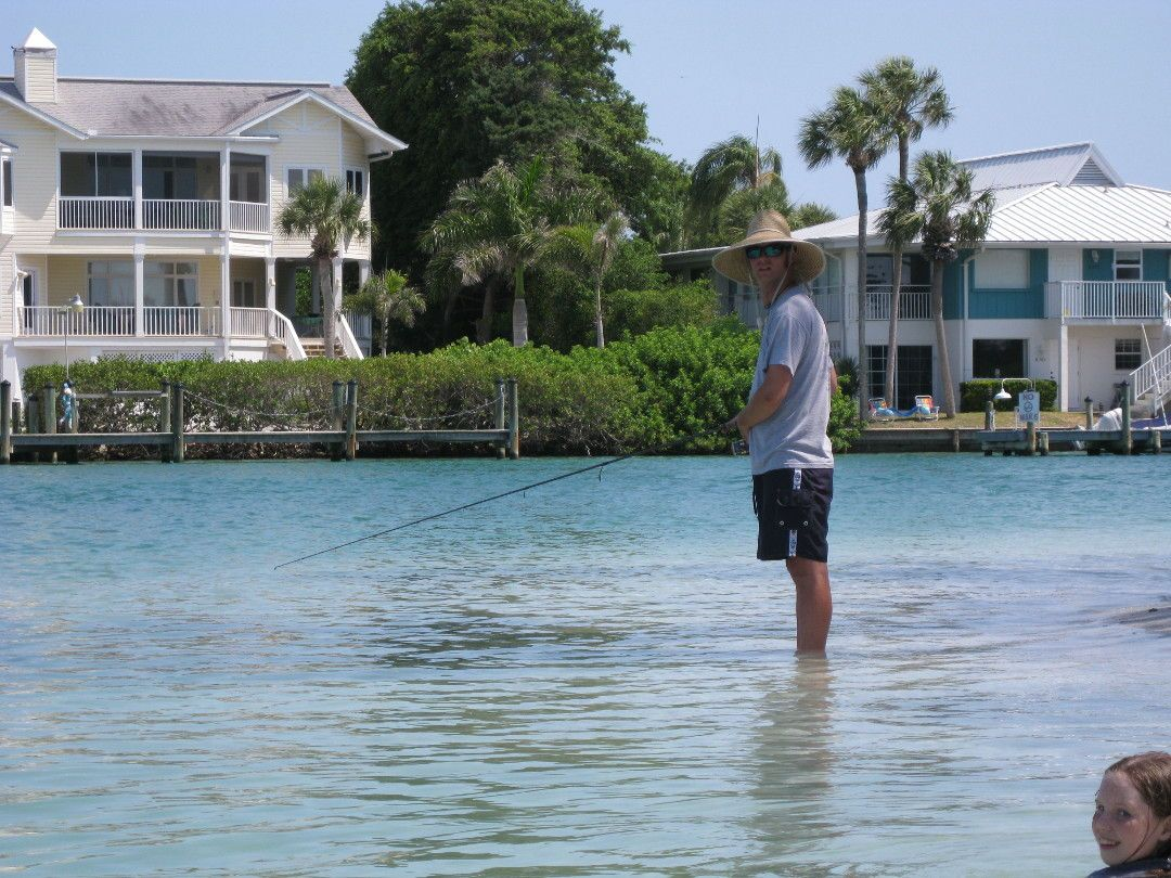 Sight and Fly Fishing in Sarasota!