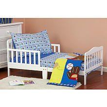 Dream On Me All-Star Athlete 4 Piece Toddler Bedding Set