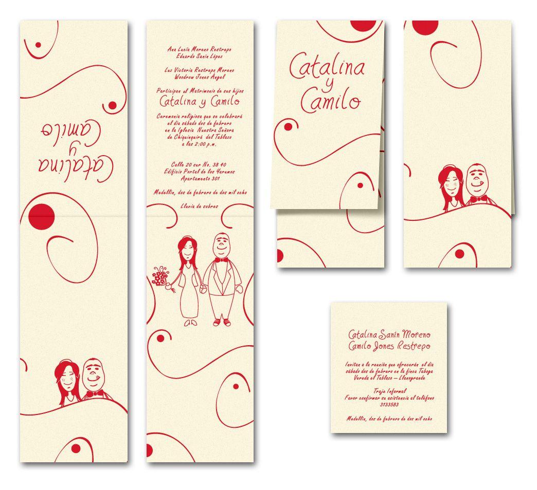 My Wedding Invitation By Camilojones Deviantart Com On Deviantart