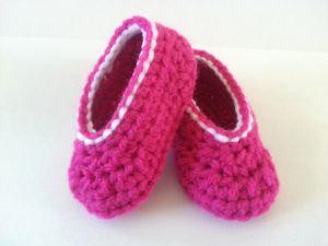 d832754bd5840 crochet baby bootie 0-3 month free pattern | Crochet | Booties ...