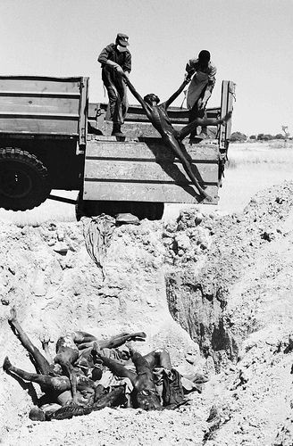 The crucifixion  | Grensoorlog (South African Border War