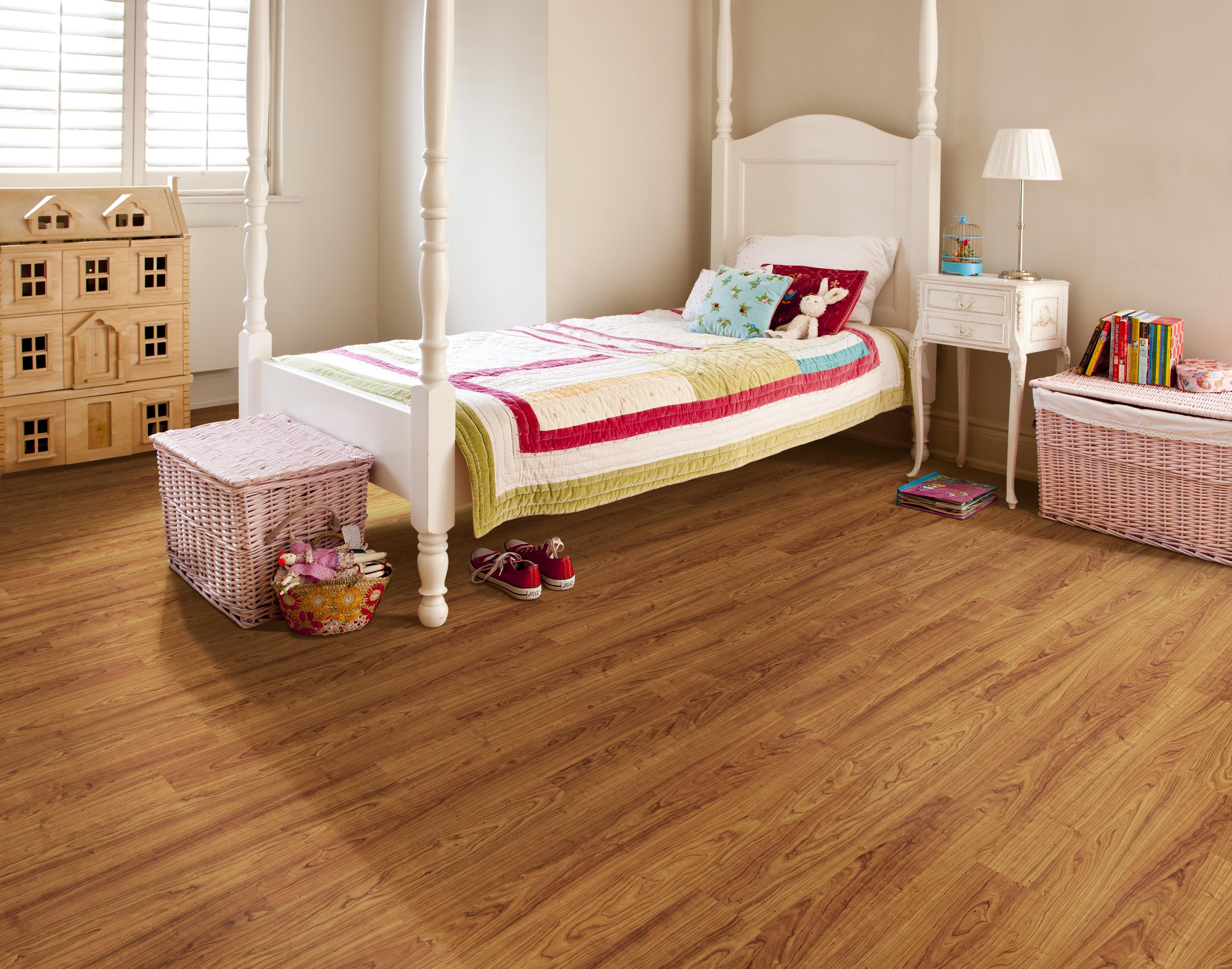 Ivc S Lvt Flooring Is Perfect For Your Children S Rooms Durable But Elegant Rio Cherry 20473 Luxury Viny Vinyl Flooring Vinyl Flooring Uk Luxury Vinyl Tile