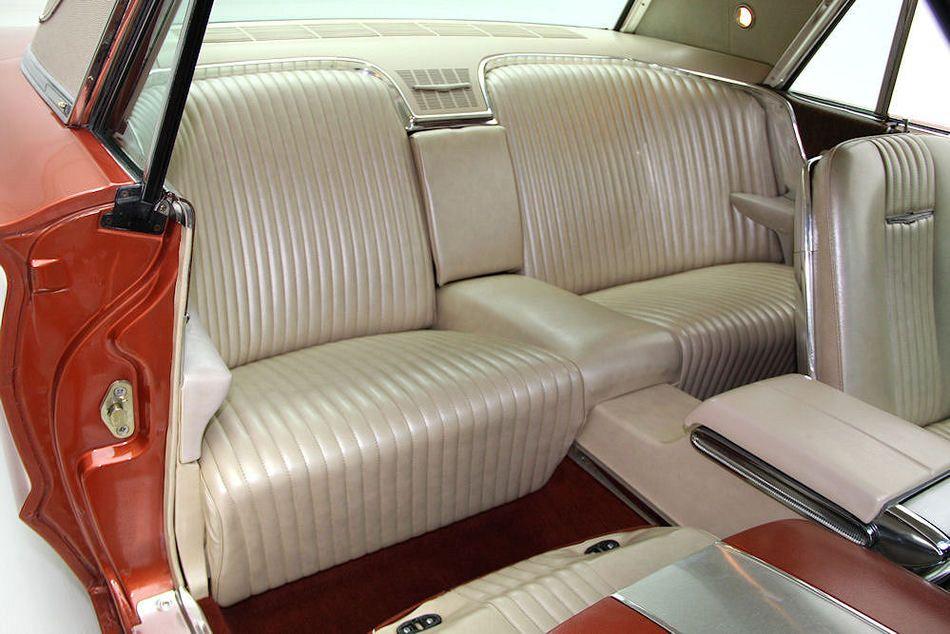 1965 Thunderbird Emberglo Special Landau Edition Parchment Wrap