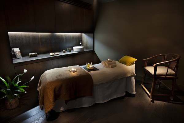 beauty spa massage in stockholm
