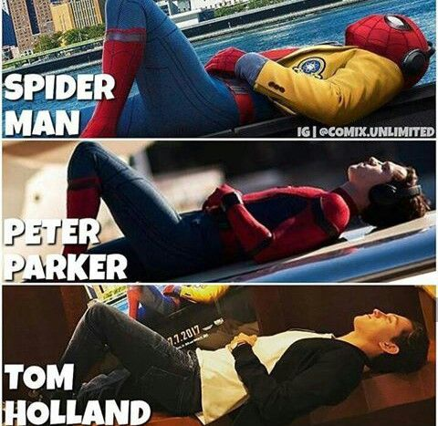 Fun fact the took that picture for the poster while he was sleeping