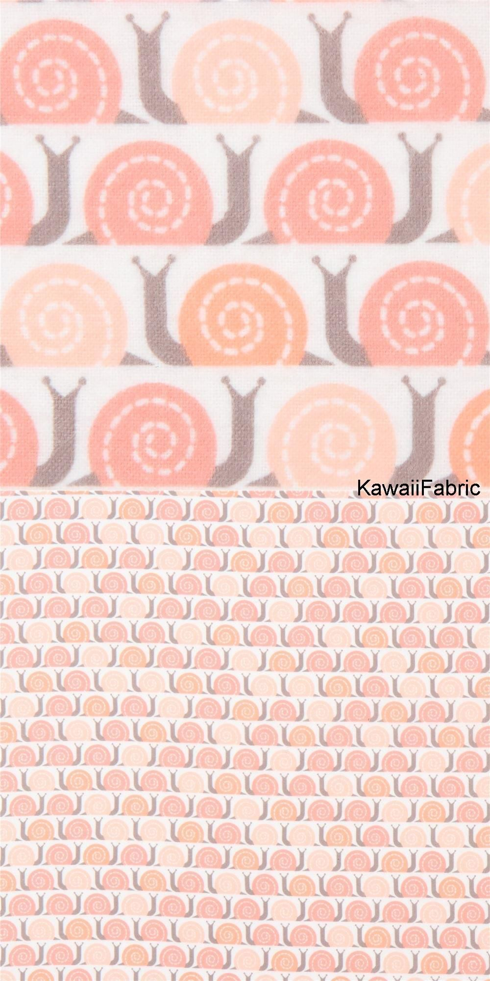 Birch Fabrics Sea Snails Knit