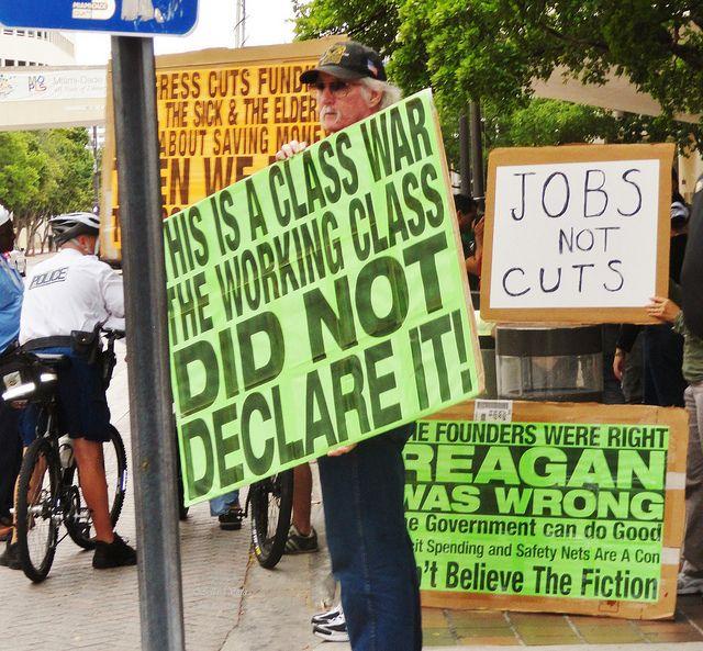 Occupy Miami Florida On 10 15 2011 Class Jobs Miami Florida Embarrassing