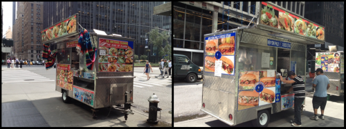 El Rey Del Sabor | Midtown Lunch - Finding Lunch in the Food Wasteland of NYC's Midtown Manhattan - 6.50 for cheesesteak