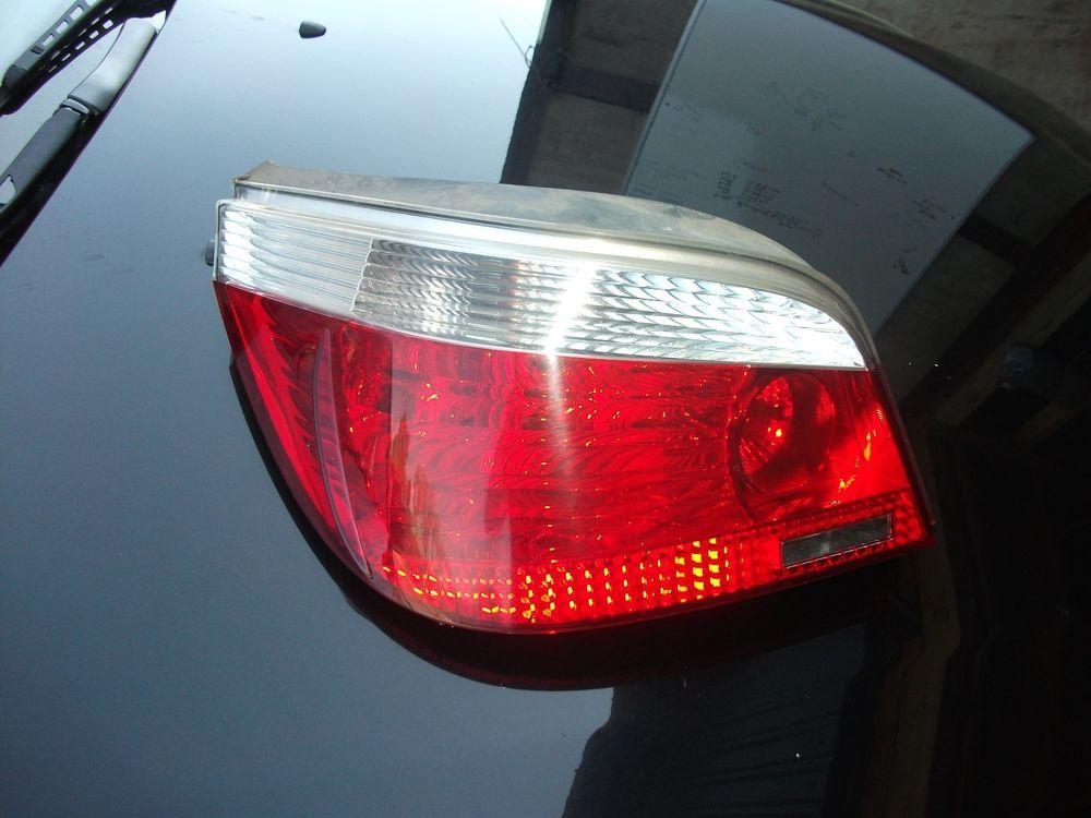 Bmw 5 Series E60 Saloon Pre Lci Left Nearside Rear Light 03 07
