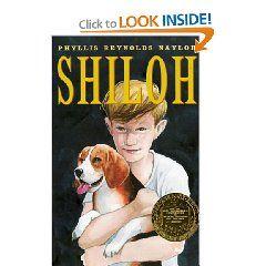 1992 Newberry Medal Winner Shiloh By Phyllis Reynolds Naylor