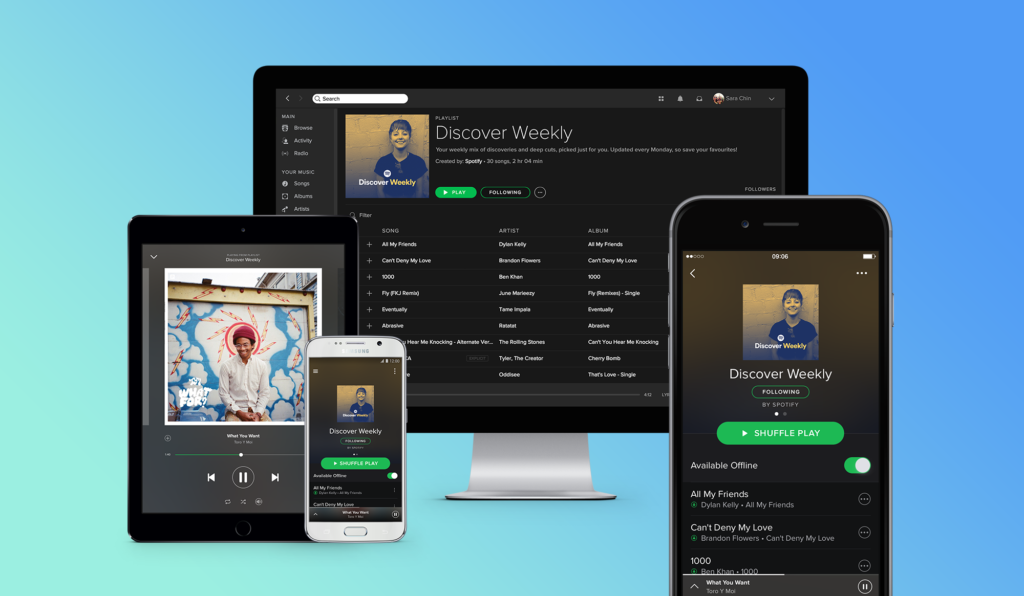 Paul Farino, Senior Product Designer at Spotify, on How to