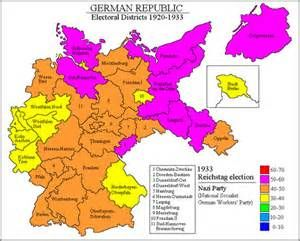 Map Of German States 1933 Yahoo Search Results Yahoo Image