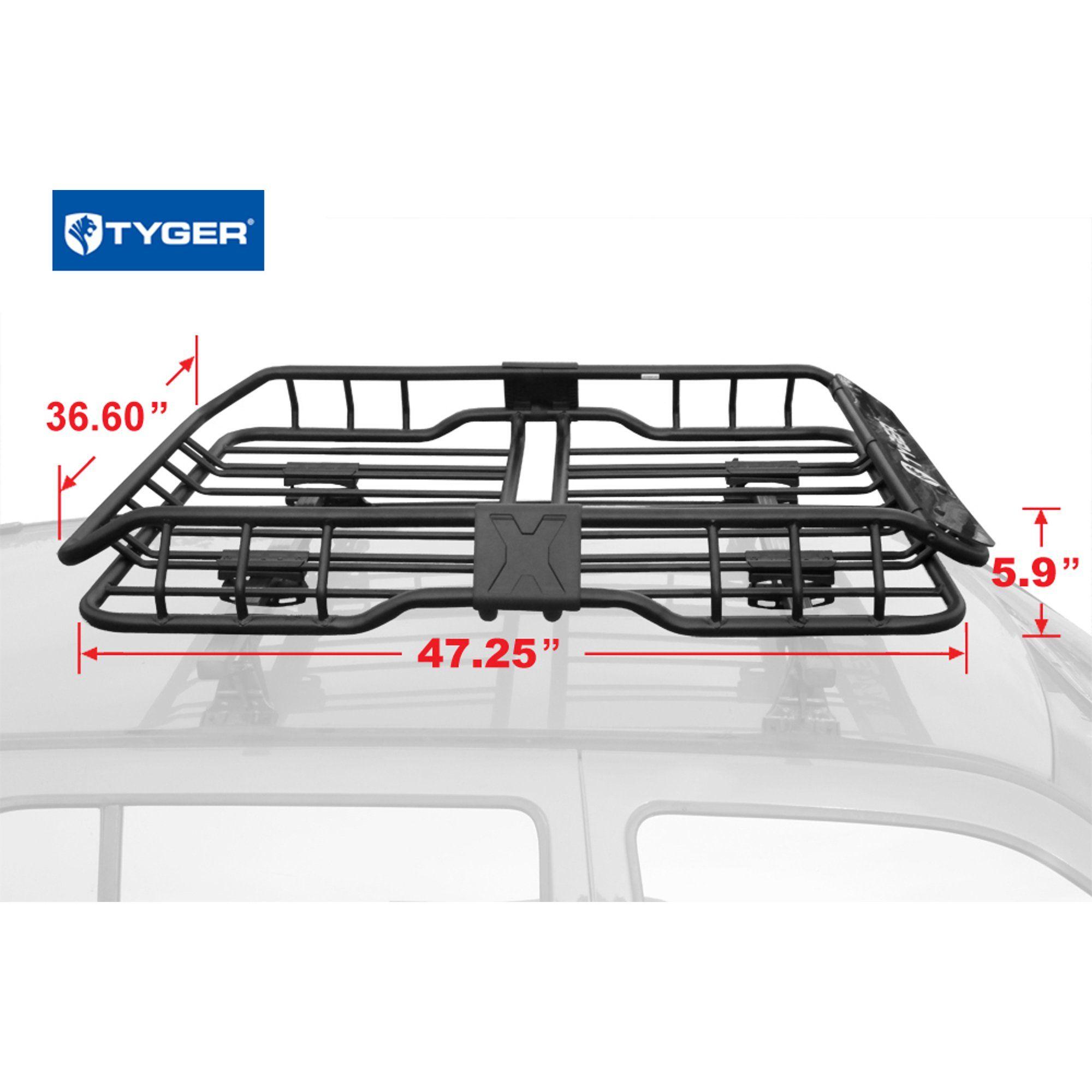 tyger auto tg rk1b902b heavy duty roof