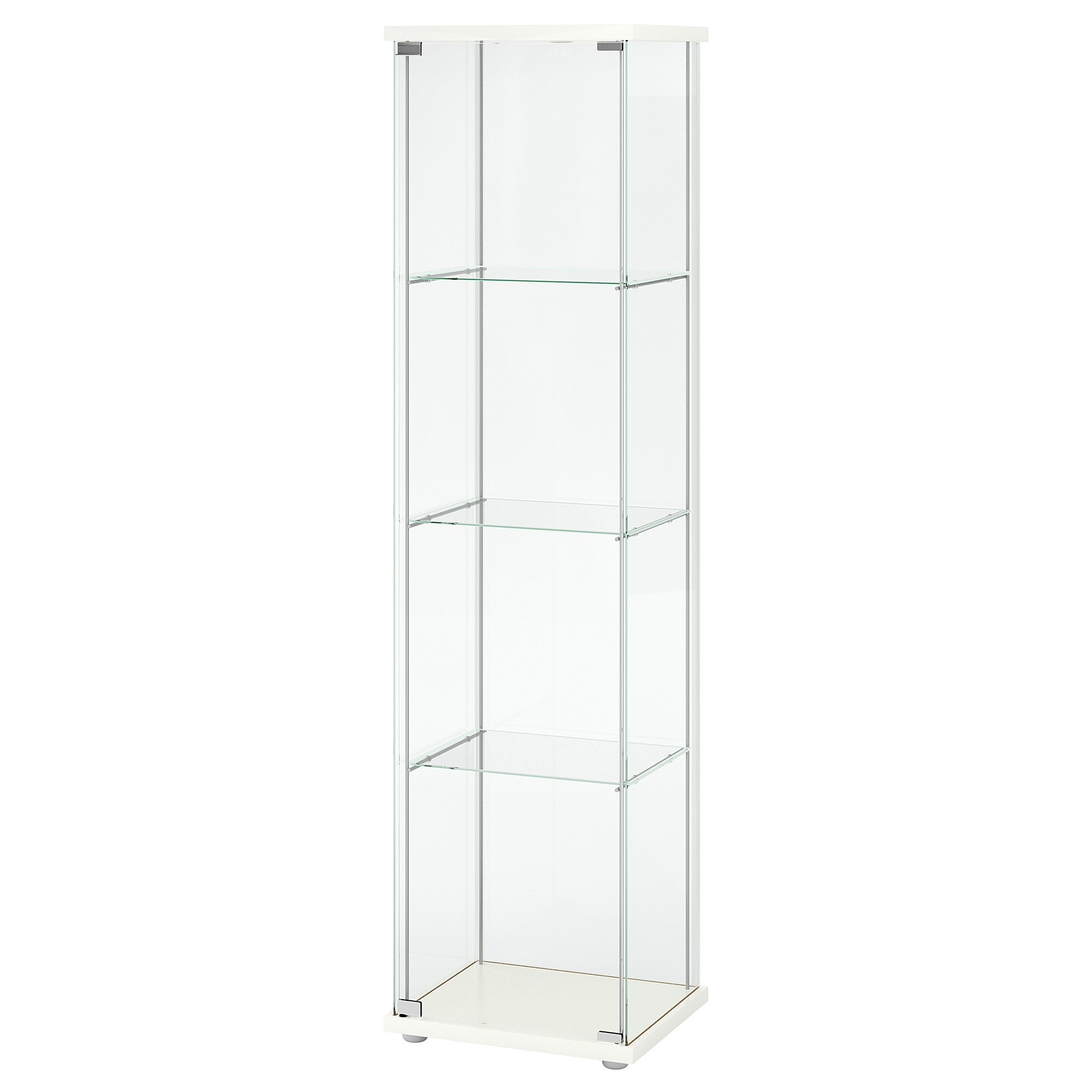 Detolf Glass Door Cabinet Black Brown Game Room Pinterest