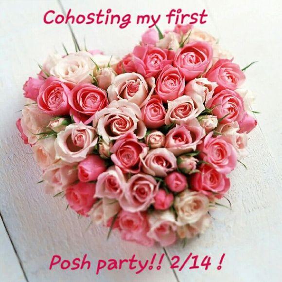 Cohosting My First Posh Party On Valentine S Day Happy Anniversary Valentine Flower Arrangements Happy Anniversary Wife