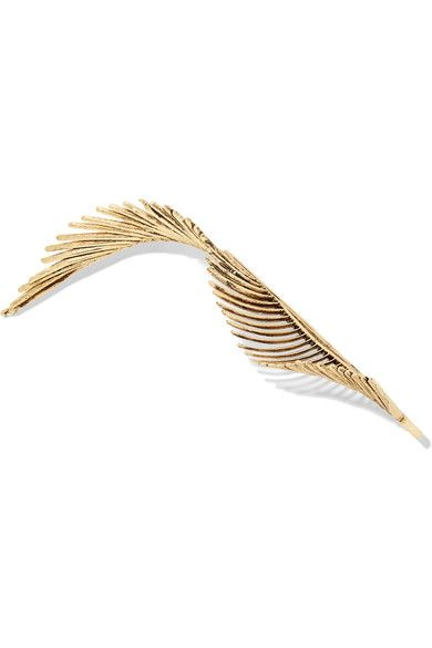 Quill Gold-plated Headband - one size Lelet NY SlU0tm
