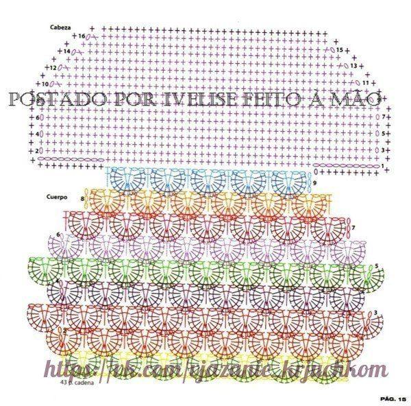 Mis Pasatiempos Amo el Crochet: Cojín búho | TODO COJINES CROCHET ...