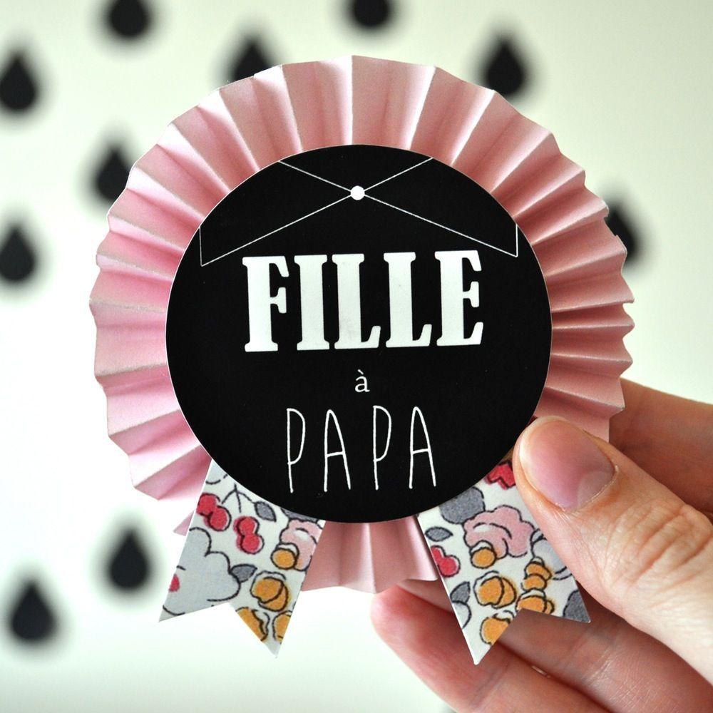 Marcel et Marcelle / FILLE à papa