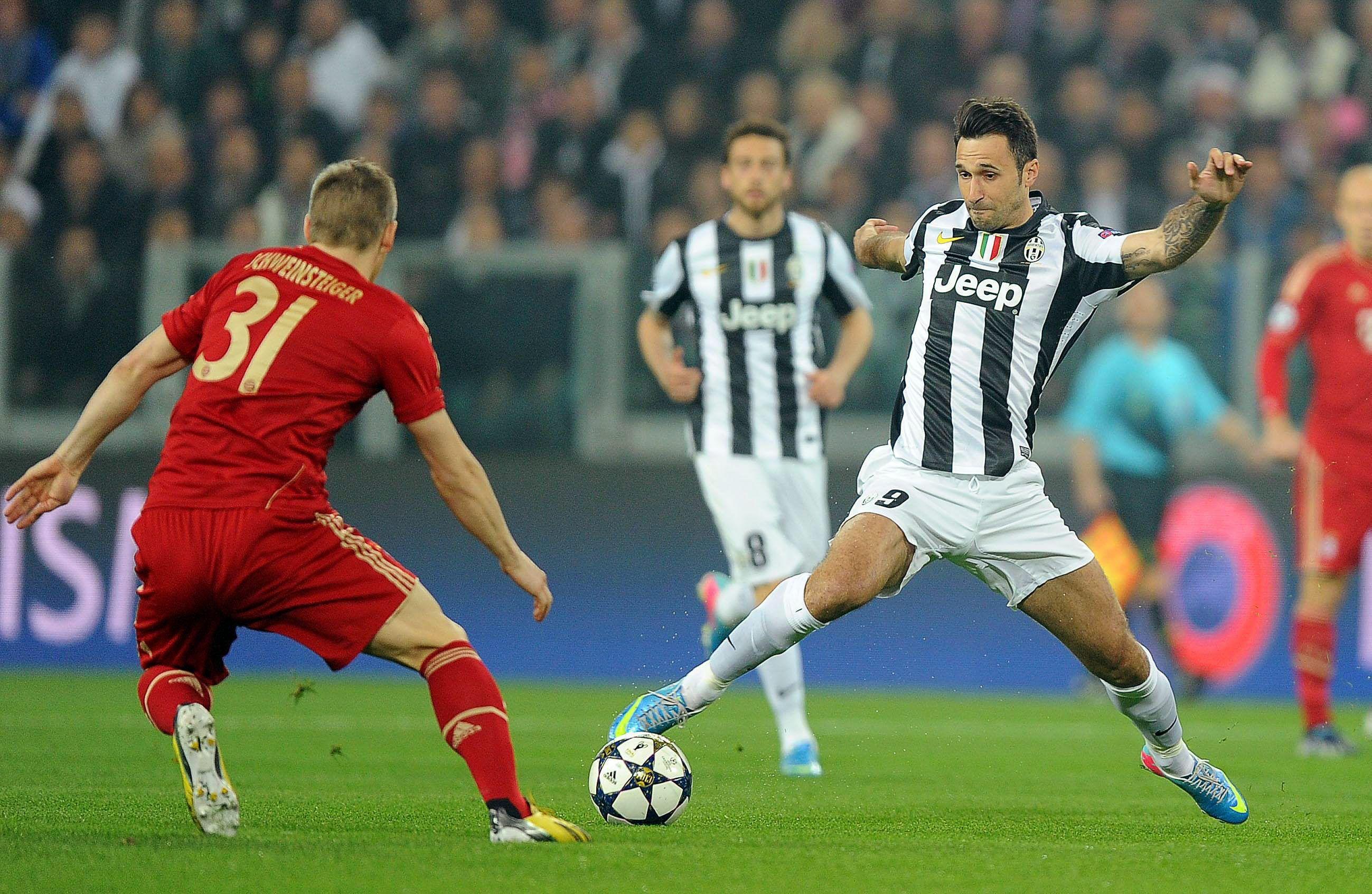 Bayern Vs Juventus