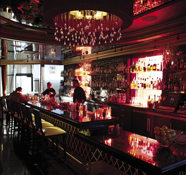 Red Room Lounge Sf: Harry Denton's Starlight Room Atop The Sir Francis Drake