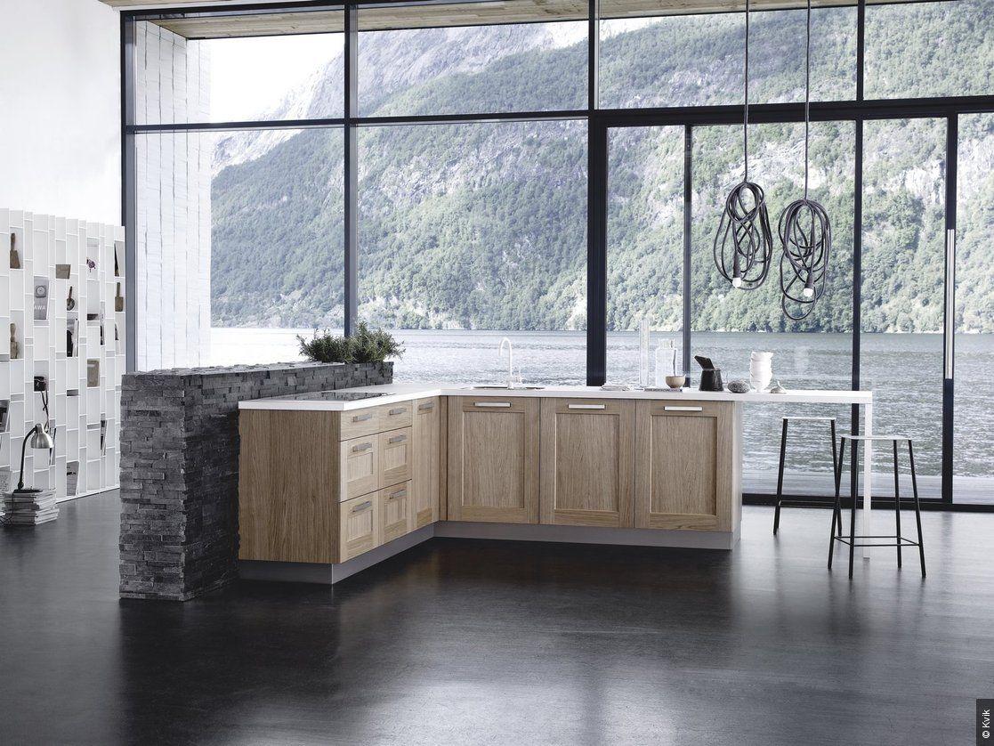 Kvik Les Cuisines Et Salles De Bains Danoises Débarquent En - Enseigne salle de bain