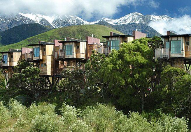 Dez hotéis luxuosos para casais
