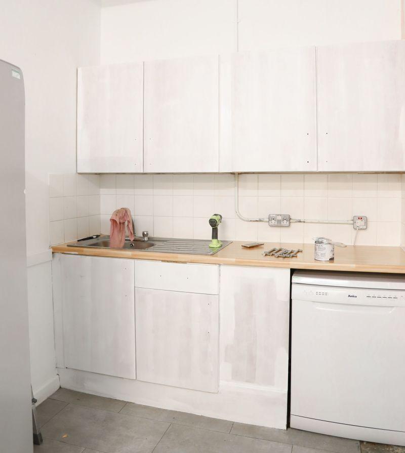 Best How To Paint Laminate Mdf Kitchen Cabinets Kitchen 400 x 300