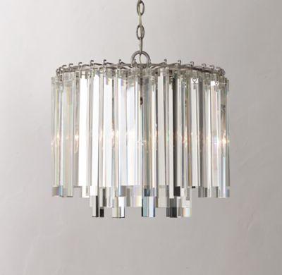 Vivienne Crystal Pendant Crystal Sconce Crystal Chandelier Ceiling Lights