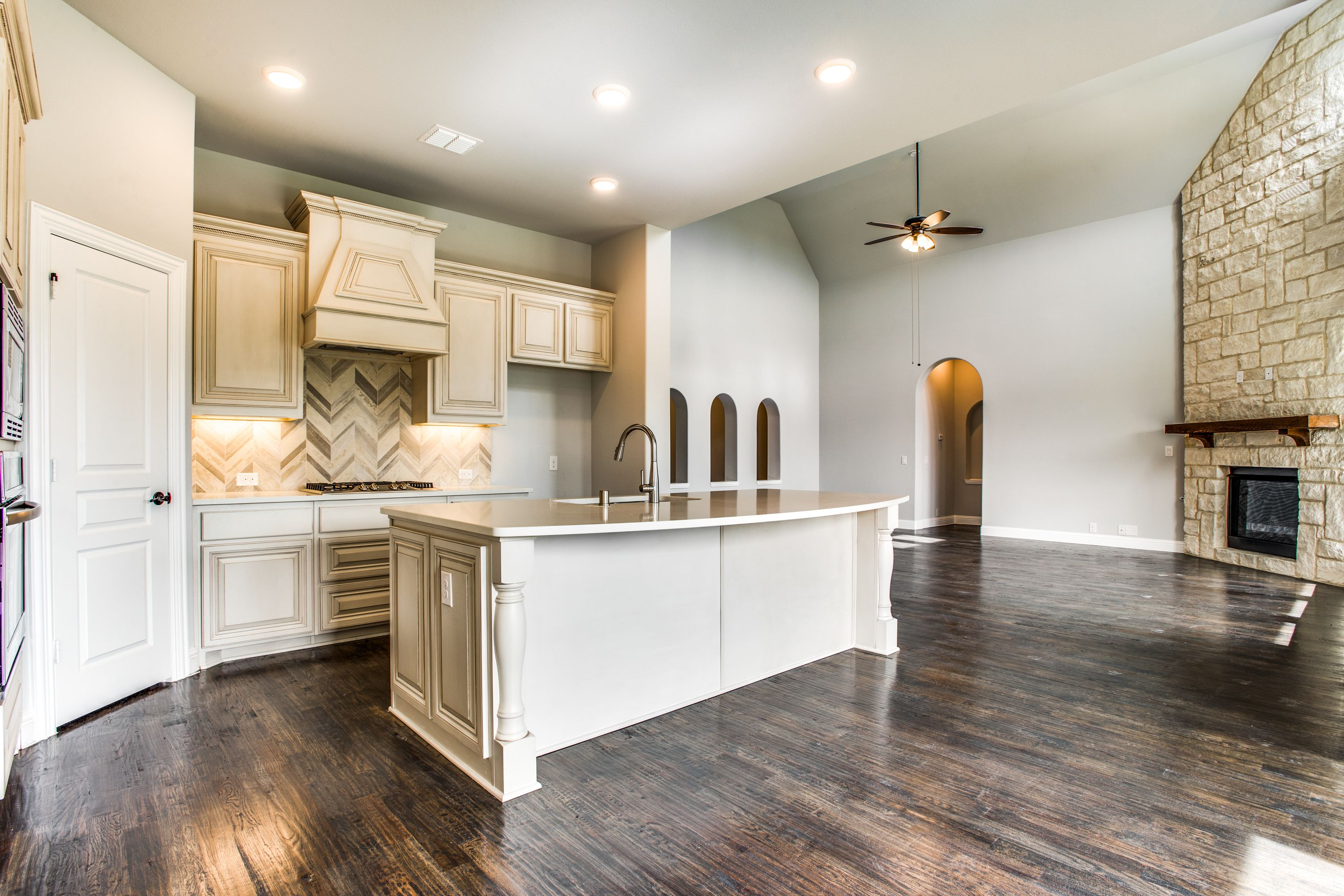 What is your favorite part of this kitchen? I know we can ...